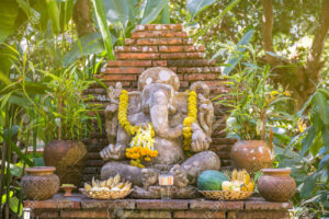 Buddhist Use and Symbolism in the Garden